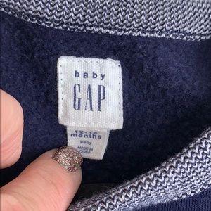 GAP Shirts & Tops - ✨{BabyGap} anchor sweatshirt✨